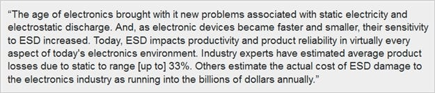 Is Static Electricity Damage Still a Huge Problem with Electronics? ilicomm Technology Solutions