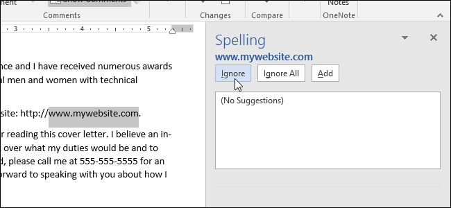 how to put spell check on pages