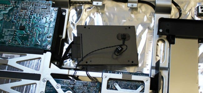 How to Install an SSD in an Older 2007-2009 iMac ilicomm Technology Solutions