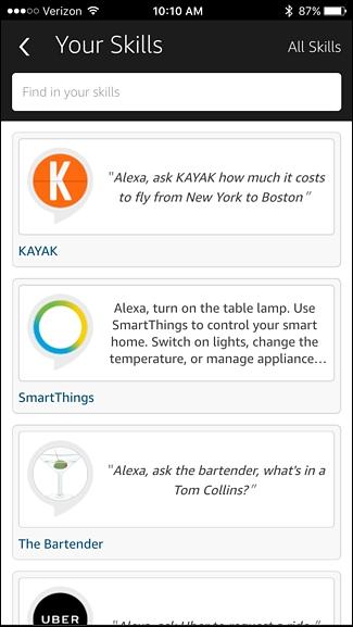 How to Uninstall Alexa Skills from Your Amazon Echo