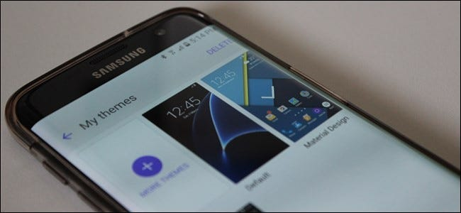 How to Change Themes on Samsung Galaxy Devices
