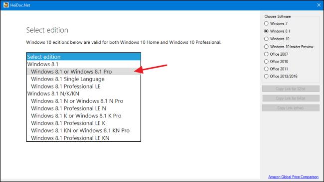 windows 8.1 pro download iso 64 bit