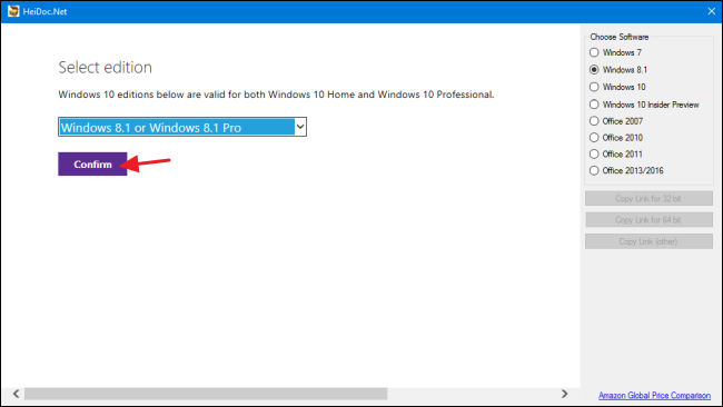 Where to Download Windows 10, 8 1, and 7 ISOs Legally
