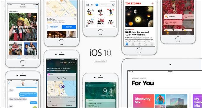 How to Install the iOS 10 Beta on Your iPhone or iPad - Tips general