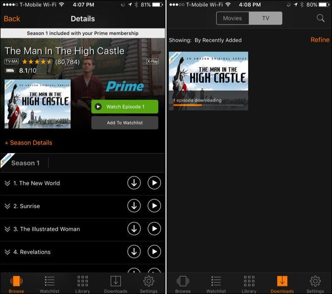 How to Download Movies and TV Shows to Watch Them on an Airplane (or