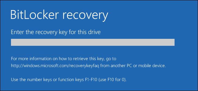 How To Recover Your Files From A Bitlocker Encrypted Drive