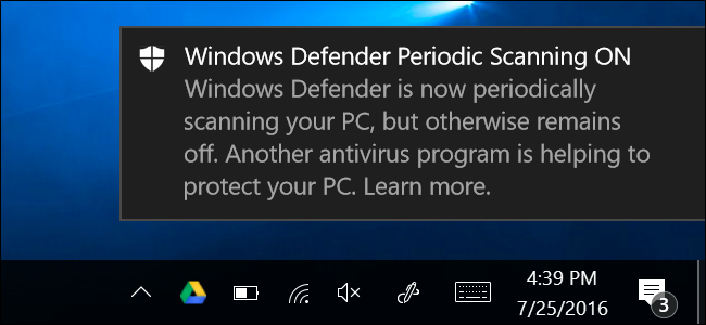 How to Periodically Scan Your Computer With Windows Defender