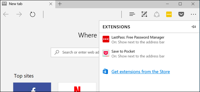 How to Install Extensions in Microsoft Edge