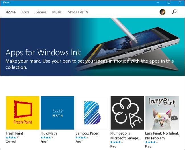 How To Use Or Disable The Windows Ink Workspace On Windows 10
