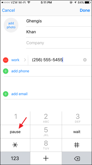 whats my phone number iphone how to phone extensions automatically with your iphone 2333