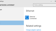 How to Set an Ethernet Connection as Metered in Windows 8 and 10