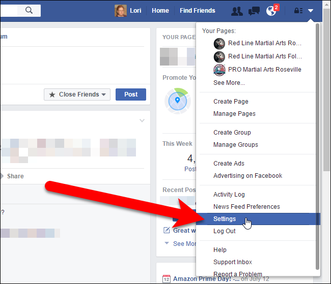 How to make a good facebook group page private on mobile
