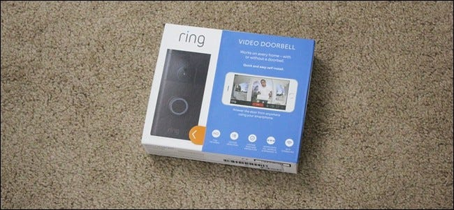 install ring doorbell 2 video