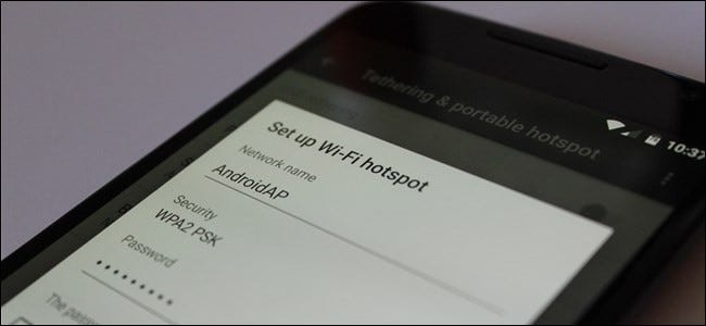 How to Use Android's Built-In Tethering When Your Carrier Blocks It
