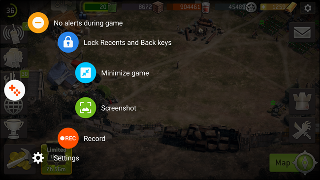 game launcher android