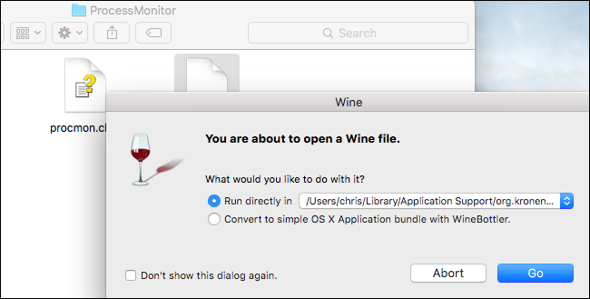 wine software for mac os x
