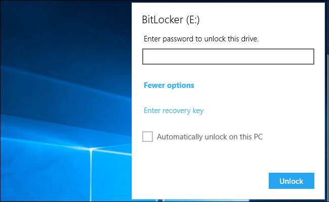 how to unlock encrypted win 7 files