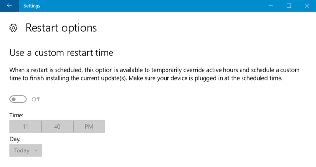 "How to Set ""Active Hours"" So Windows 10 Won't Restart at a Bad Time ilicomm Technology Solutions"