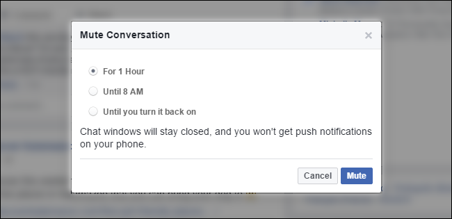 how to start a group conversation on facebook