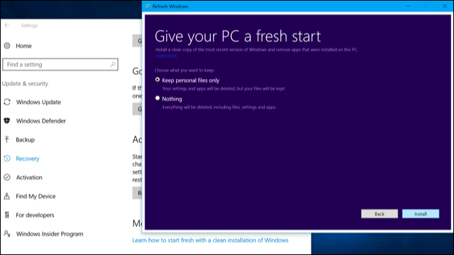 how to clear system junk windows 10