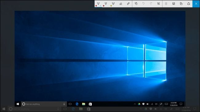 how to use or disable the windows ink workspace on windows 10. Black Bedroom Furniture Sets. Home Design Ideas