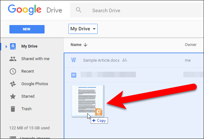 How to Convert PDF Files and Images into Google Docs Documents