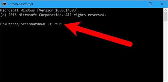 04_entering_shutdown_command
