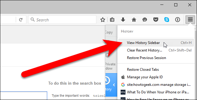 How to Restore Recently Closed Tabs in Chrome, Firefox, Opera