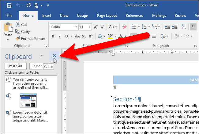 How To Use Microsoft Office S Built In Clipboard