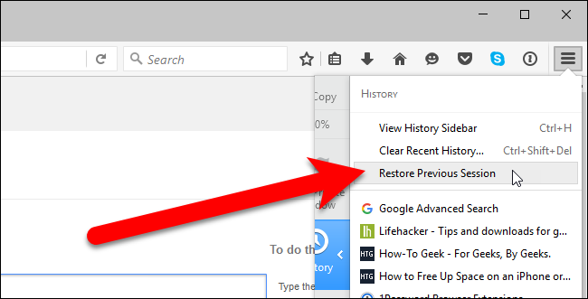 How to Restore Recently Closed Tabs in Chrome, Firefox ...