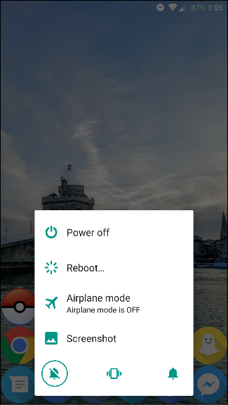 """How to Customize Android's """"Power Off"""" Menu with More Options"""