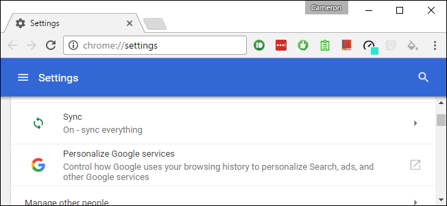 "How to Enable Google's ""Material Design"" in Chrome"