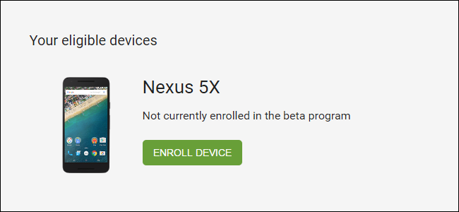 How to Skip the Wait and Upgrade Your Nexus to Android Nougat Now