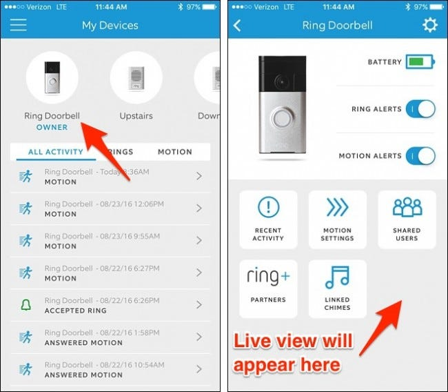 Why Is My Ring Doorbell Missing Live View?