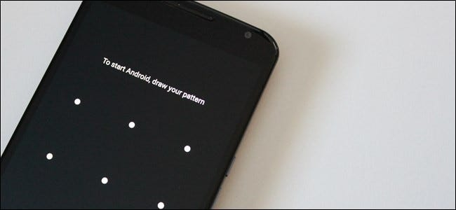 How to Enable Android Nougat's Direct Boot for Less Annoying Encryption
