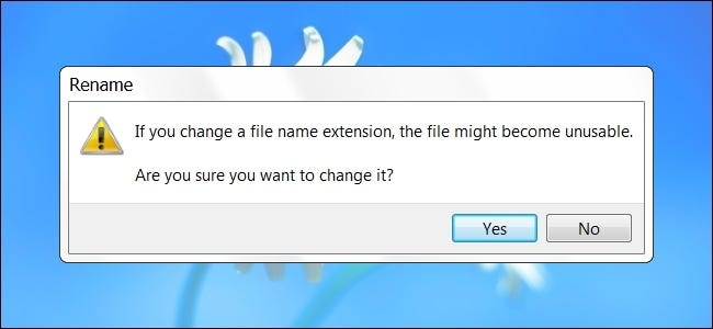 Can EXE File Extensions Always Be Replaced with COM?