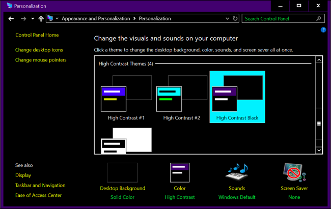 desktop themes windows 10 dark