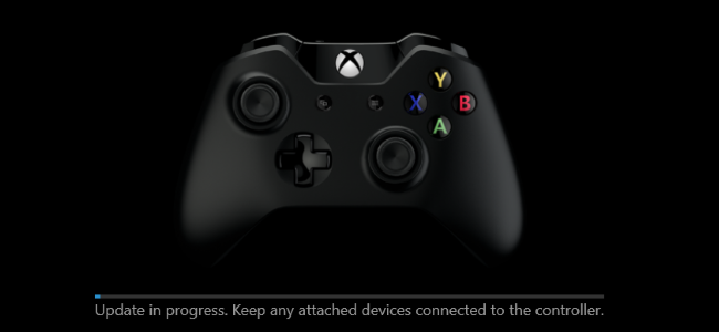 How to Update Your Xbox One Controller's Firmware Without an Xbox One