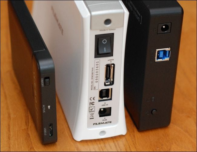 How to Turn an Old Hard Drive Into an External Drive