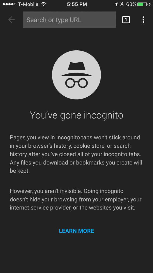 How to enable private browsing on any browser to keep your search history secret