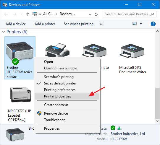 How to Set Up a Shared Network Printer in Windows 7, 8, or 10