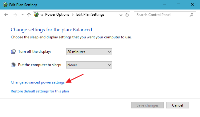 Change The Windows 10 Lock Screen Timeout