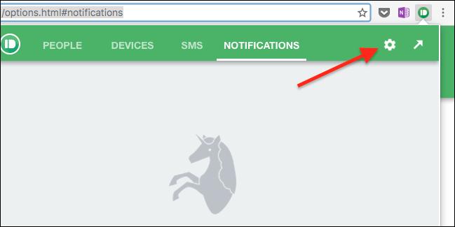 pushbullet-notifications-settings