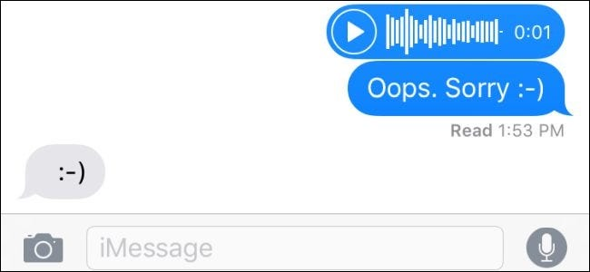 Listen To Text Messages >> How To Disable Raise To Listen For Audio Messages In Ios