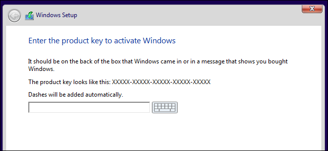 can i reuse my windows 8 product key