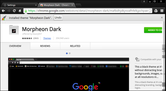 How to Use a Dark Theme for (Almost) Everything in Windows