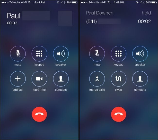 how to make conference call on iphone how to hold a conference call with your iphone 7599