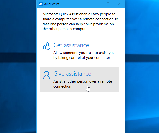 "How to Use Windows 10's ""Quick Assist"" to Remotely Troubleshoot a Friend's PC ilicomm Technology Solutions"