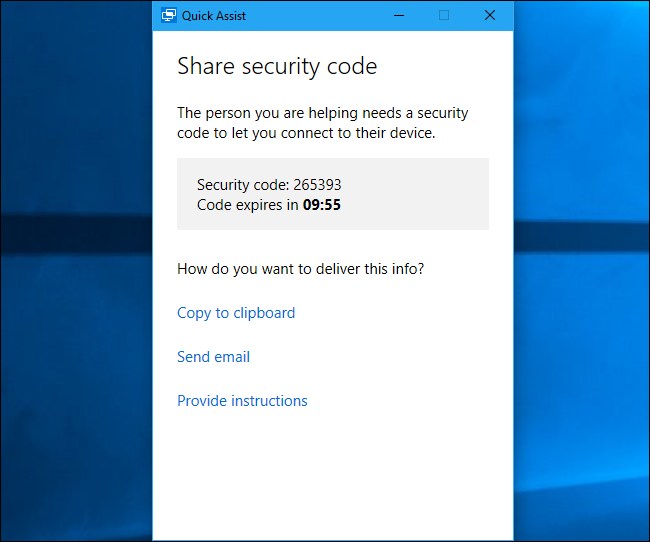 """How to Use Windows 10's """"Quick Assist"""" to Remotely ..."""
