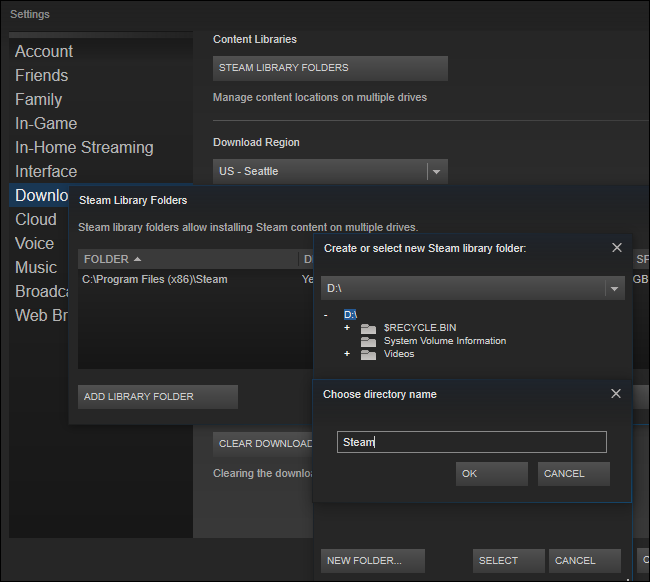 How to Move a Steam Game to Another Drive, The Easy Way